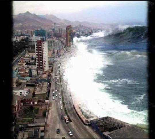 tsunamis mas grandes