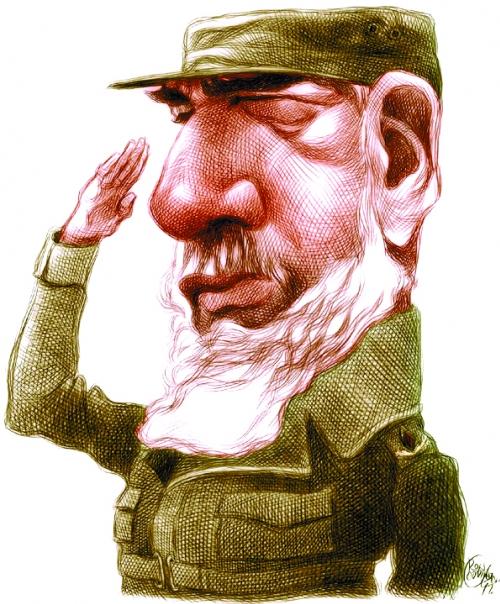 caricatura_fidel